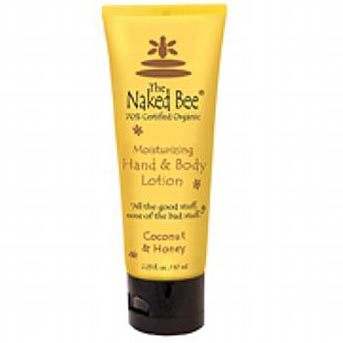 Naked Bee Hand & Body Lotion Coconut and Honey