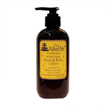 Naked Bee Lavendar Lotion