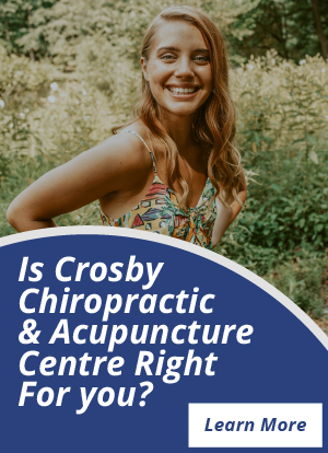 Is Crosby Chiropractic & Acupuncture Centre right for you?